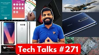 Download Tech Talks #271 - Jio Phone Delivery, Nokia 8, Google Lite, Micromax Infinity, Galaxy C7, Mi Home Video