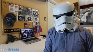 Download HelloGreedo Q&A - Stormtrooper Armor, Contest, Gaming, Life, and More. Video