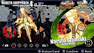 Download PPSSPP MOD Naruto Shippuden: Ultimate Ninja Storm 4 FOR ANDROID AND PC INDONESIA Video