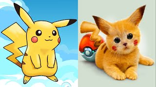 Download New Pokemon in Real Life Video