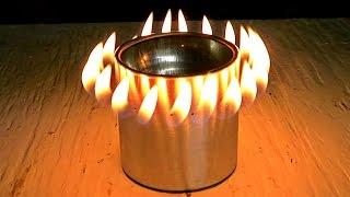 Download 3 Alcohol Stoves Test and Review Video