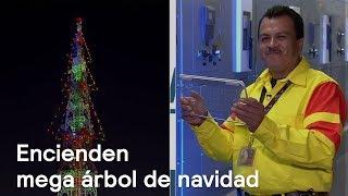 Download Mega árbol de navidad se enciende - Navidad - En Punto con Denise Maerker Video