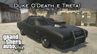 Download Como achar o Duke O'Death! - Carro RARO!   GTA V Nova geração [PT-BR] Video