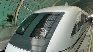Download Chiny - Szanghaj - Kolej Magnetyczna Maglev Video