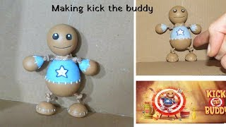 Download MAKING KICK THE BUDDY GAME IN REAL LIFE (carboard, clay) Video