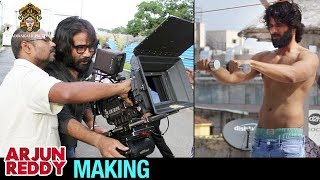 Download Arjun Reddy Making | Vijay Deverakonda | Shalini | #ArjunReddy Movie Making | Bhadrakali Films Video