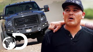 Download Man Berated Over Broken-Down Truck Surprised By The Diesel Brothers | Diesel Brothers Video