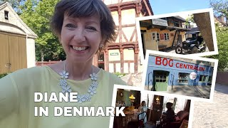 Download Life in Denmark in 1864, 1927 and 1974: visiting Den Gamle By open air musuem, Aarhus! Video