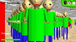 Download CLONE BALDI HACK - NEW MOD Baldi's Basics (FULL GAMEPLAY) Video
