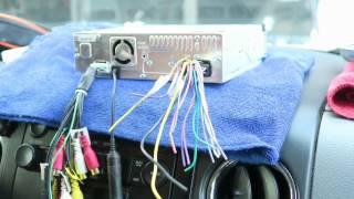 Download Cmo instalar un estéreo de pantalla de un din pioneer Video