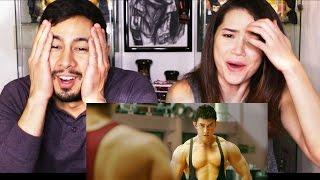 Download DANGAL   Aamir Khan   Trailer Reaction by Jaby Koay & Achara Kirk! Video