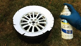 Download How to Repair Rims with Curb Rash or Scratches Video