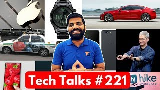 Download Tech Talks #221 - Oneplus 5 Contest, TESLA Crash, Hike 5.0 UPI, Armani Watch, Whatsapp Update Video