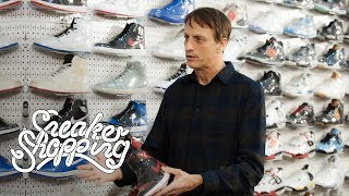 Download Tony Hawk Goes Sneaker Shopping With Complex Video