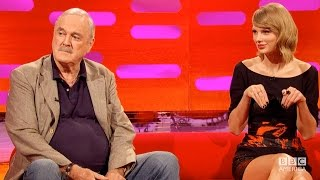Download JOHN CLEESE Insults TAYLOR SWIFT's Cat Olivia Benson - The Graham Norton Show on BBC AMERICA Video