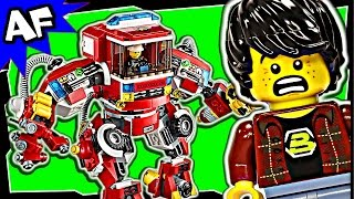 Download Lego Movie RESCUE REINFORCEMENTS 70813 Stop Motion Review Video