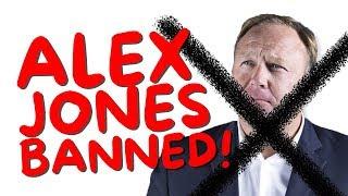 Download Alex Jones BANNED?! Video