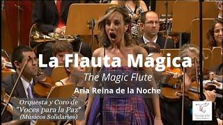 Download La flauta mágica. La reina de la noche. W.A. Mozart Video