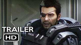 Download Starship Troopers: Traitor of Mars Official Trailer #1 (2017) Casper Van Dien Animated Movie HD Video