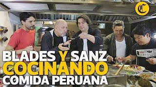 Download Rubén Blades y Alejandro Sanz cocinando comida peruana Video