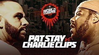 Download KOTD - Pat Stay vs Charlie Clips | #WD7 Video