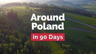 Download Around Poland in 90 Days... Video