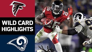 Download Falcons vs. Rams | NFL Wild Card Game Highlights Video