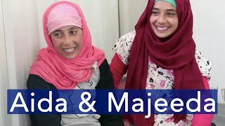 Download Aida and Majeeda: Thoughts from the Azraq Refugee Camp Video