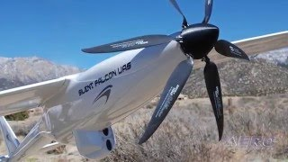 Download Aero-TV: Silent Falcon UAS – A Solar-Electric Unmanned Aircraft Video