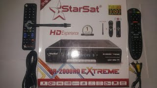 Starsat Server