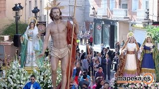 Download DOMINGO DE RESURRECCIÓN. SEMANA SANTA ARCHENA 2016. Procesión del Encuentro. Video