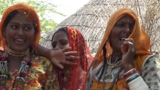 Download RAJASTHANI FOLKCULTURE - HOLI- LOOR BY KALBELIYA WOMEN Video