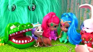 Download Wacky Crocodile Dentist Weds! Secret Life of Pets & Paw Patrol Video