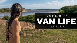 Download VAN LIFE | Day in the Life | Morning Surf and Showering Video