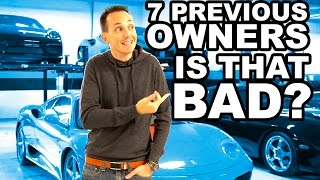 Download Buying A Ferrari Is Not Like Buying Other Cars Video