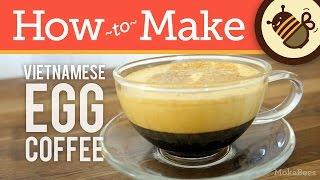 Download How to Make Vietnamese Egg Coffee (Liquid Tiramisu Recipe) - Cà Phê Trứng Coffee Recipe Video