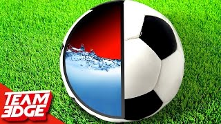 Download Water Filled Soccer Ball Challenge!! Video