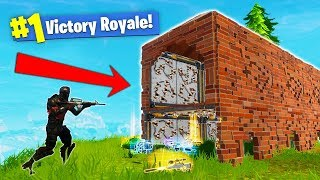 Download EPIC LOOT TUNNEL TRAP In Fortnite Battle Royale! Video