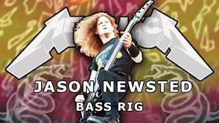 Download Jason Newsted Bass Rig - Metallica ″Know Your Bass Player″ Video