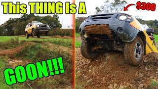 Download Can We DESTROY a Nissan Xterra?! BIG JUMP TEST!!! Video