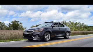 Download Performance Drive Review - 2017 KIA CADENZA SX-Limited Video