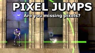 Download Pixel jumps - Are you missing pixels? Video