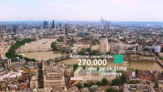 Download Crossrail 2: Connecting jobs, homes and opportunities Video