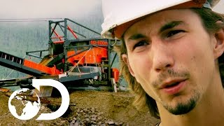Download Parker's Most Expensive Machine Breaks Down | New Gold Rush Tuesday 9pm | Discovery UK Video