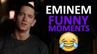 Download Eminem FUNNY MOMENTS (BEST COMPILATION) Video