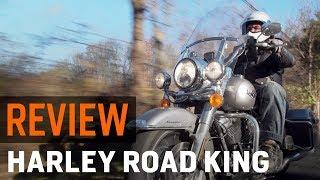 Download 2017 Harley Davidson Road King Review at RevZilla Video