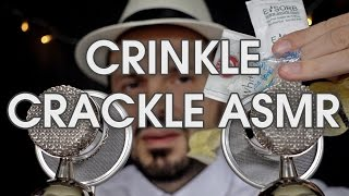 Download ASMR Crinkle Crackle Tingle Heaven Video