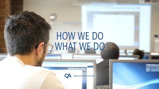 Download QA apprenticeships | what makes us unique Video