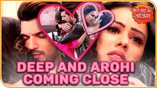 Download Deep And Arohi Coming Close For Real? | Saas Bahu Aur Saazish Video