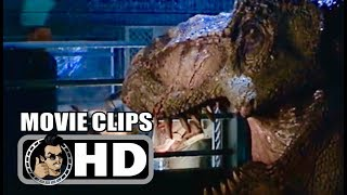 Download THE LOST WORLD: JURASSIC PARK - 5 Movie Clips + Classic Trailer (1997) Steven Spielberg Movie HD Video